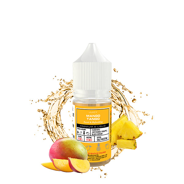 MANGO TANGO 30ML BY BASIX NIC SALTS BY GLAS