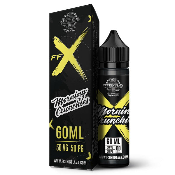 Morning Crunchies 60ml by Fcukin Flava - ANA Traders