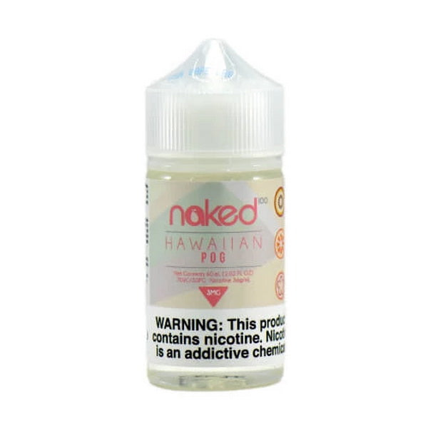 Hawaiian POG 60ml by Naked 100 - ANA Traders