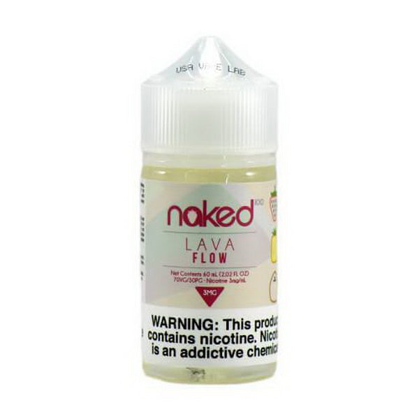 Lava Flow 60ml by Naked 100 - ANA Traders