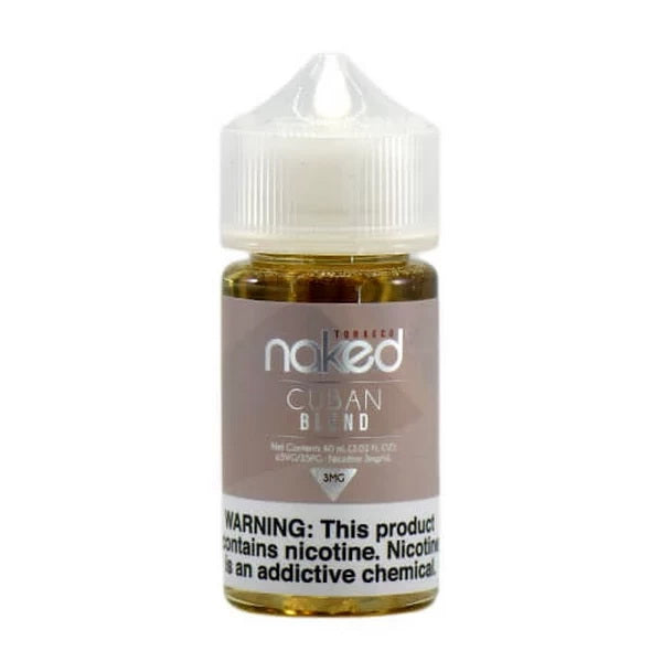 Cuban Blend 60ml by Naked 100 - ANA Traders