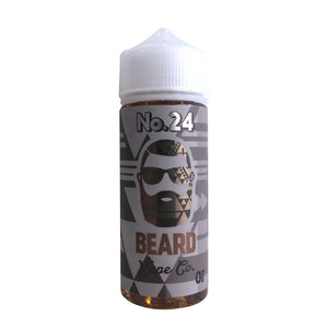 No. 24 Salted Caramel Malt 120ml by Beard Vape Co - ANA Traders