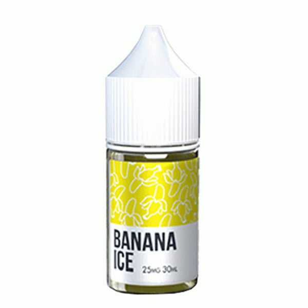 BANANA ICE 30ML BY SAUCY SWEETS SALTS
