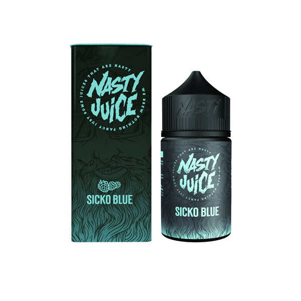 Sicko Blue 60ml by Nasty Berry
