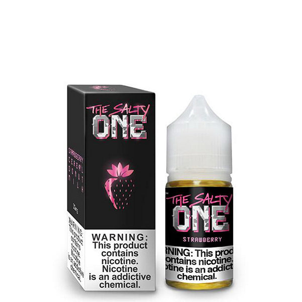Strawberry 30ml by The salty One - ANA Traders