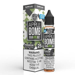 Iced Apple Bomb 30ml by VGOD SaltNic - ANA Traders