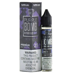 Purple Bomb 30ml by VGOD SaltNic - ANA Traders