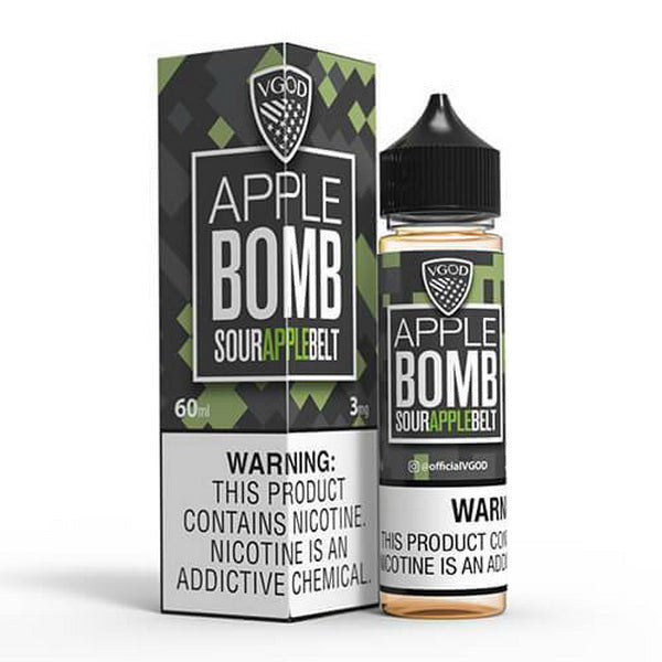 Apple Bomb 60ml by VGOD® Tricklyfe E-Liquid - ANA Traders