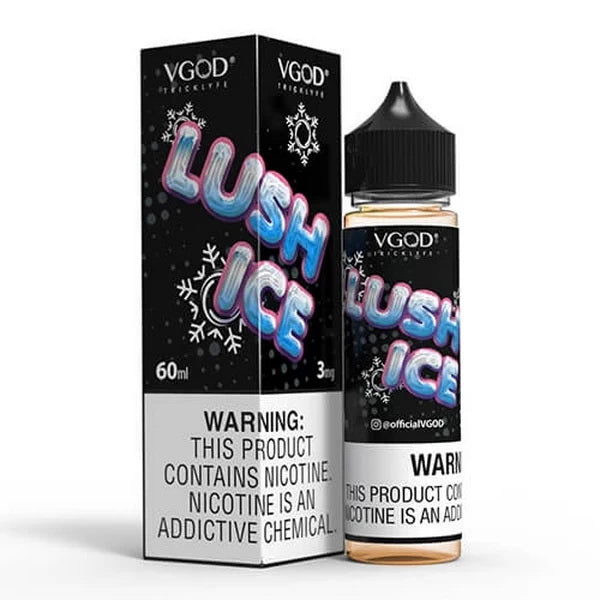 LushIce 60ml by VGOD® Tricklyfe E-Liquid - ANA Traders