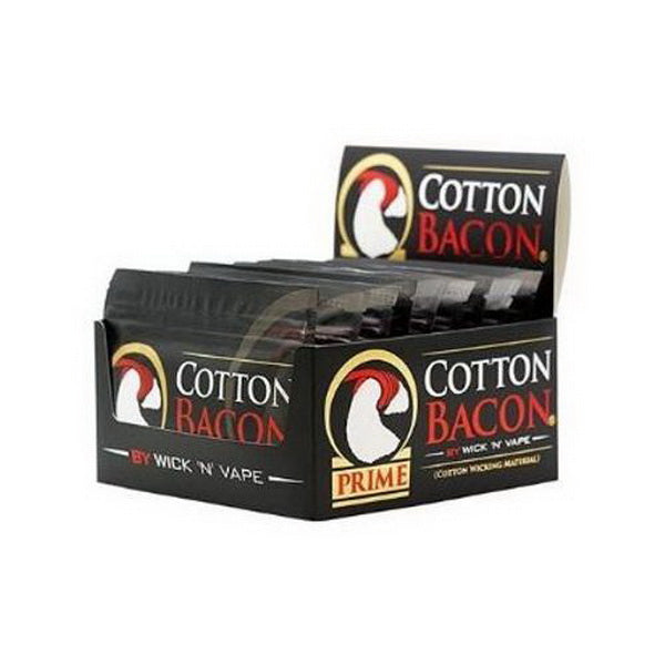 Wick N Vape Cotton Bacon Prime - ANA Traders
