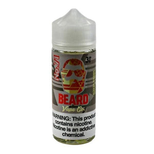 No.71 Sweet & Sour Sugar Peach 120ml by Beard Vape Co. - ANA Traders