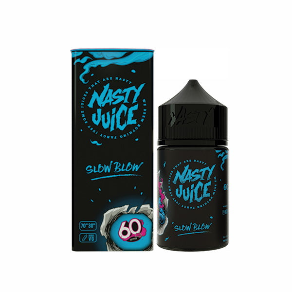 Slow Blow 60ml by Nasty