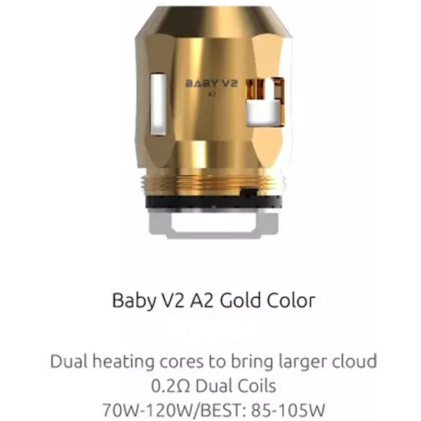 SMOK TFV8 BABY V2 Replacement Coils - ANA Traders