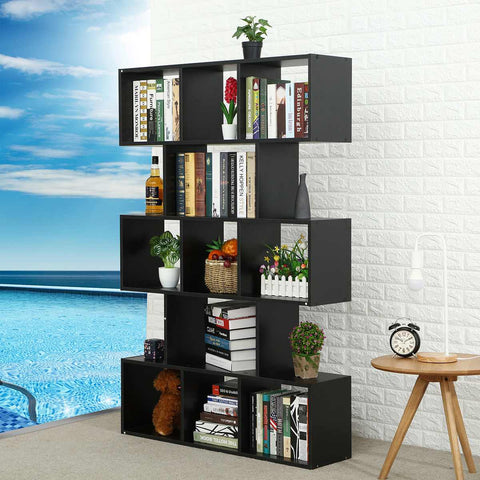 Book Shelf and Creative Art Display