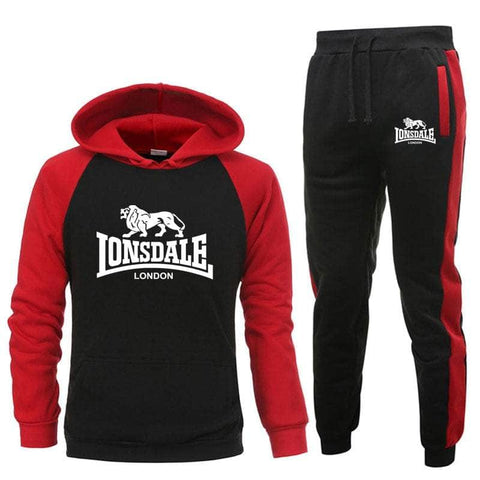 Tracksuits Hoodie Two Pieces
