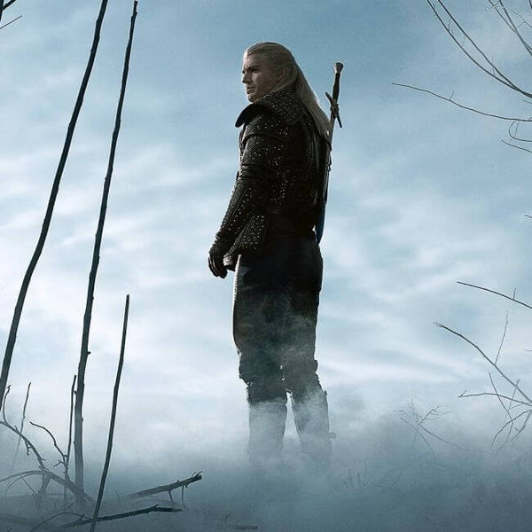 The Witcher série photo 3