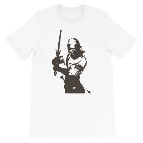 t shirt ciri the witcher