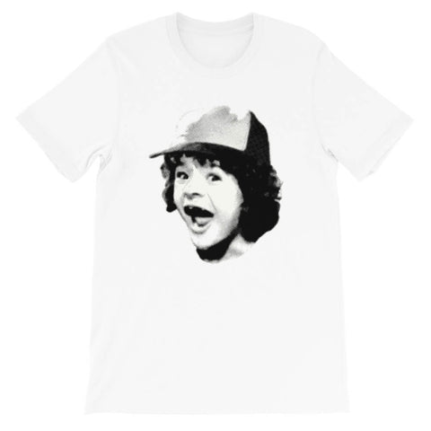 stranger things t shirt dustin