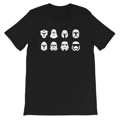 t shirt casque star wars