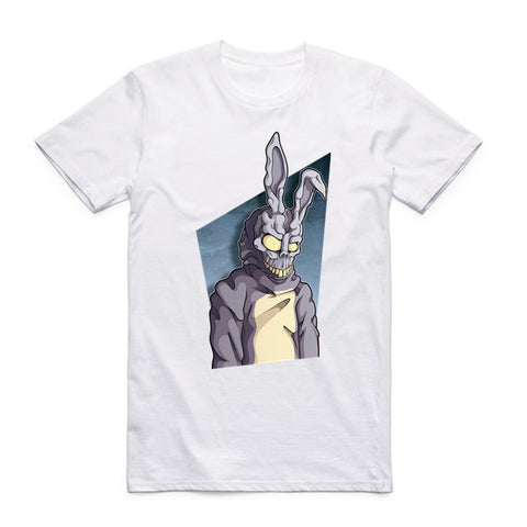 tee shirt donnie darko frank graphic