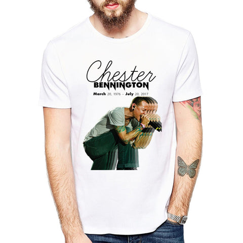 t shirt linkin park chester bennington tribute