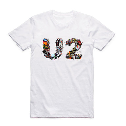 t shirt u2 logo art