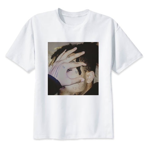 xxxtentacion tee shirt depression and obsession