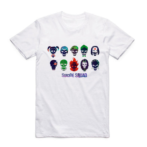 t shirt suicide squad team