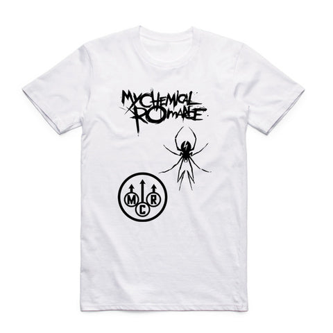 tee shirt my chemical romance symboles