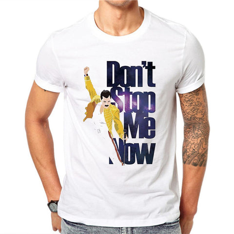 tee shirt freddie mercurie dont stop me now