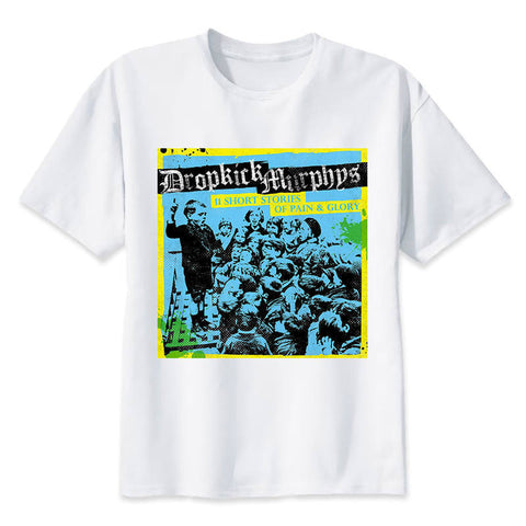t shirt dropkick murphys 11 short stories of pain & glory