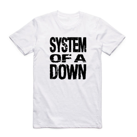 T-shirt System of a Down <br>Big Logo
