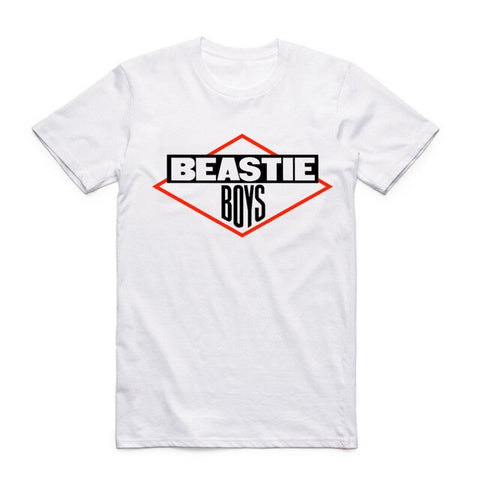 t shirt beastie boys logo couleur