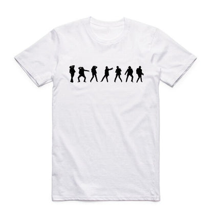 t shirt michael jackson iconic dance moves