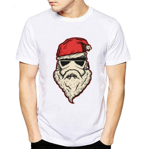 t shirt star wars christmas stormtrooper