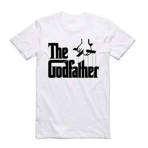 t shirt le parrain the godfather logo movie