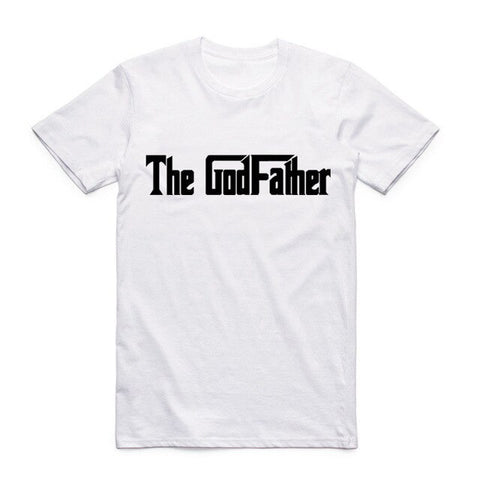 T-shirt Le Parrain <br>The Godfather Print