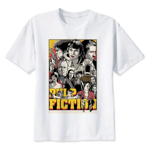 t shirt pulp fiction vintage print