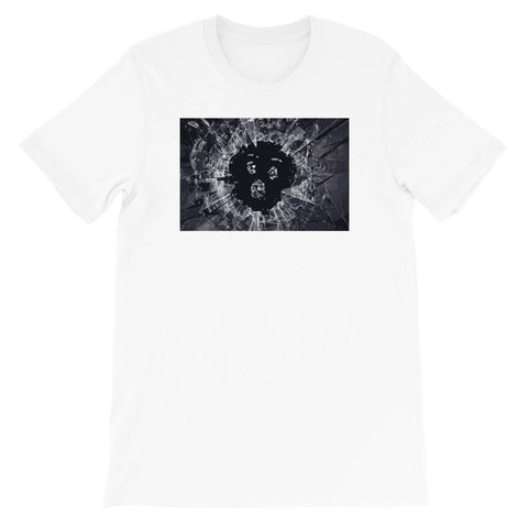 Smiley Wow Black Mirror t-shirt