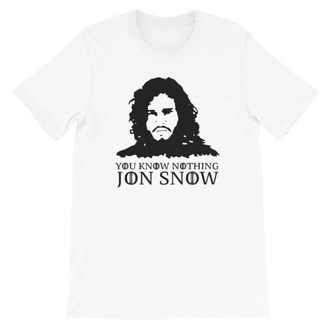 T shirt Game of Thrones Jon Snow