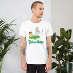 rick et morty t shirt fuck
