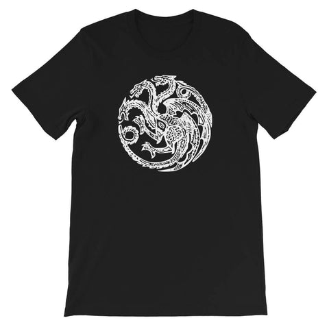 t-shirt Targaryen Games of Thrones