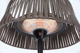 Sunred heater artix Corda staand model