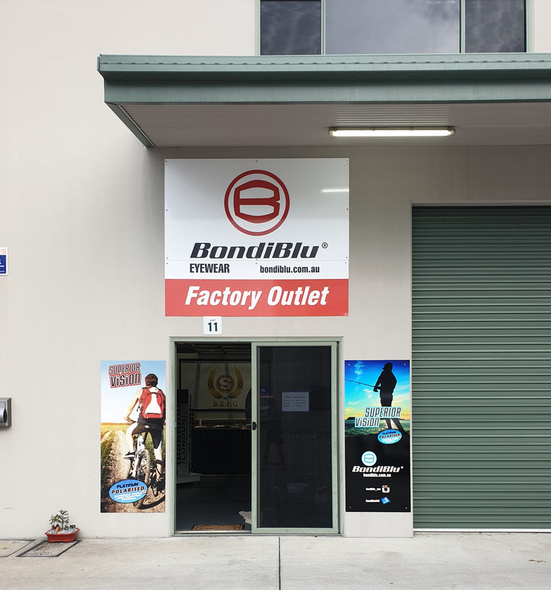 Factory Outlet - OPENS