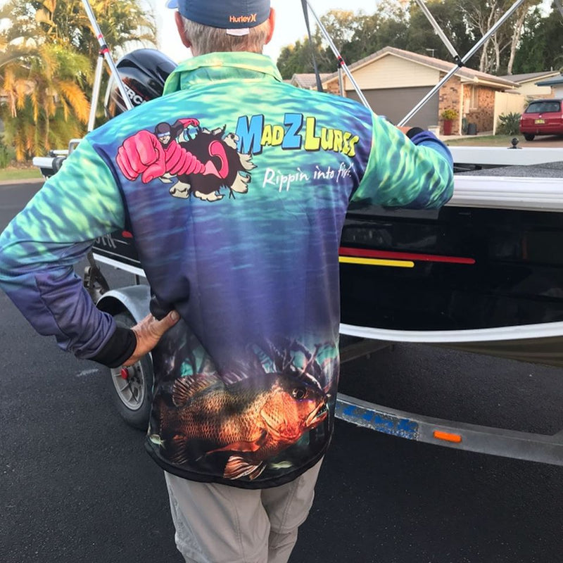 Fishing Shirt - MadzLures
