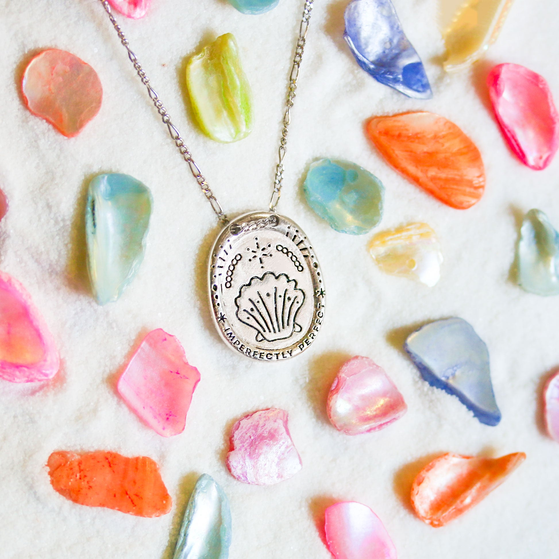 Imperfectly Perfect Necklace