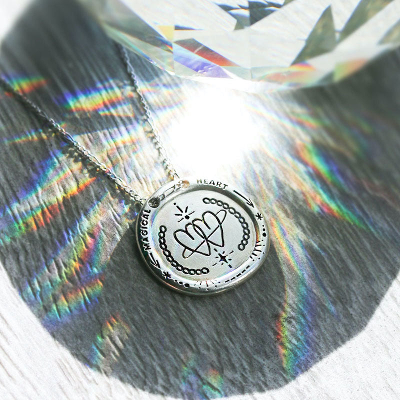 Magical Heart Necklace