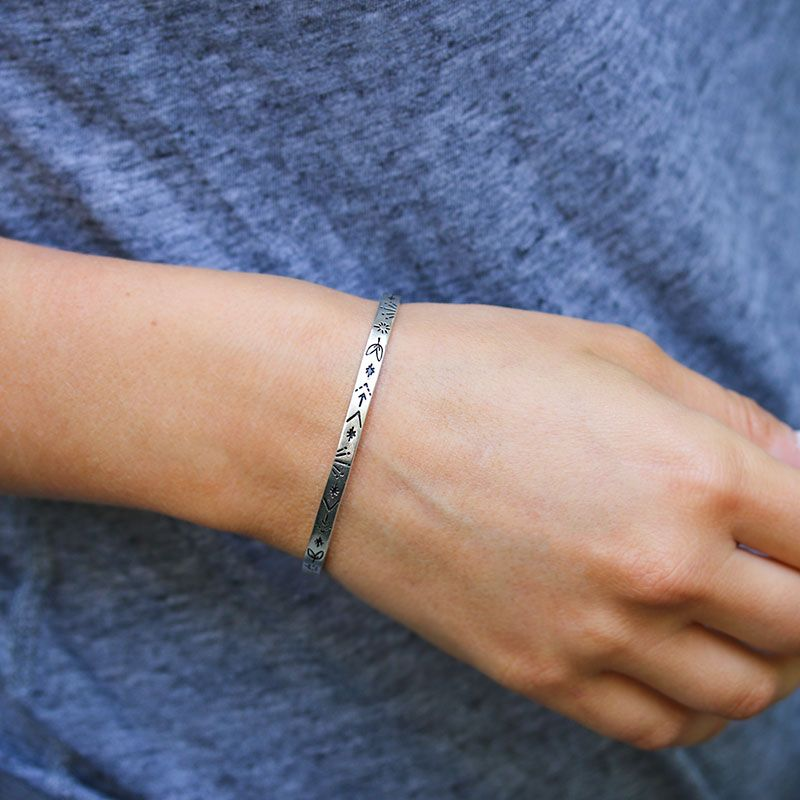 Full of Light Cuff Bracelet