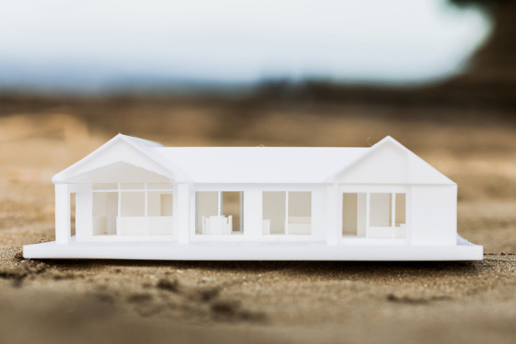 3D Print - Single Storey House