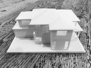 3D Print - Double Storey House